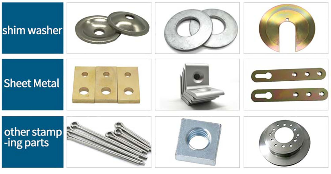 Stamping Parts Advantages