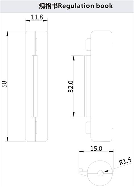 Sicherungskasten 8-Wege für for Standard Blade Sicherungen ATO Halter//Block-base