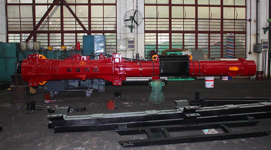 D8 diesel pile hammer3