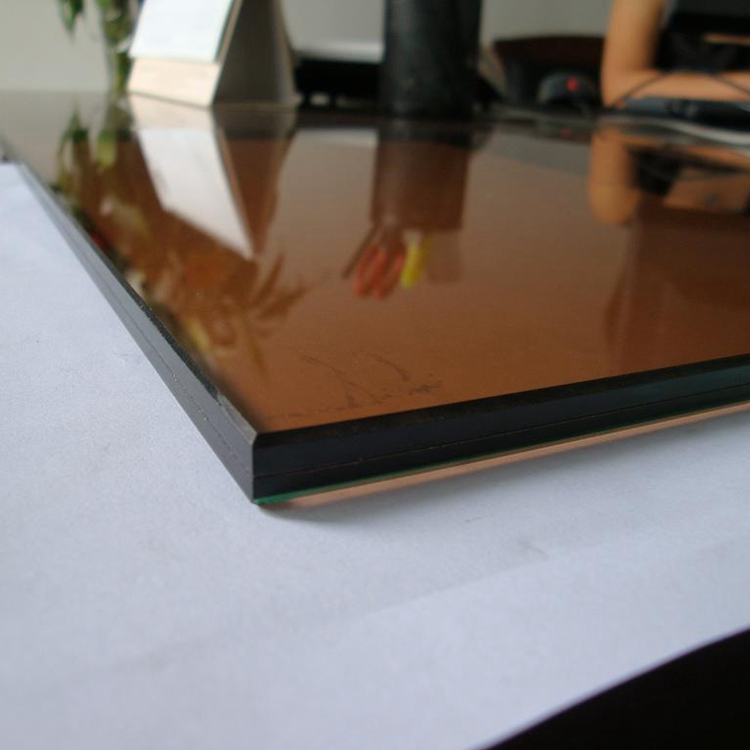 bronze laminated glass