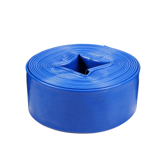 Plastic coated hose