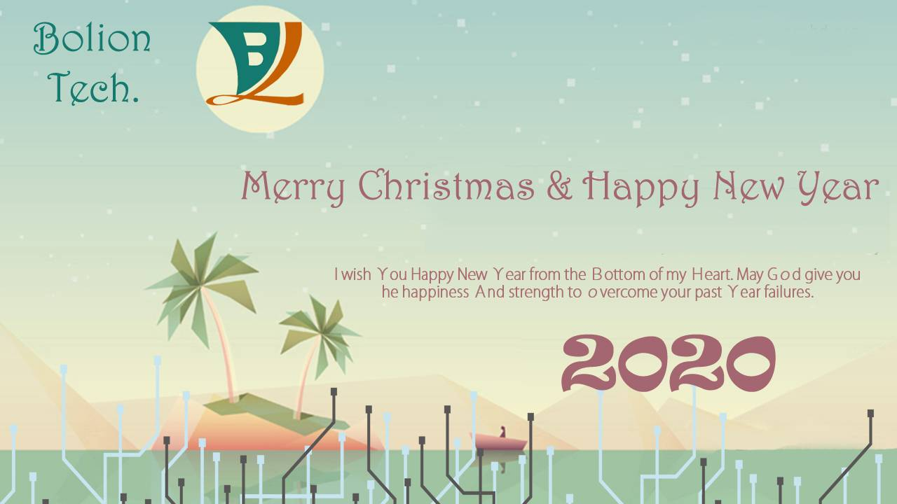 Merry Christmas& Happy New Year