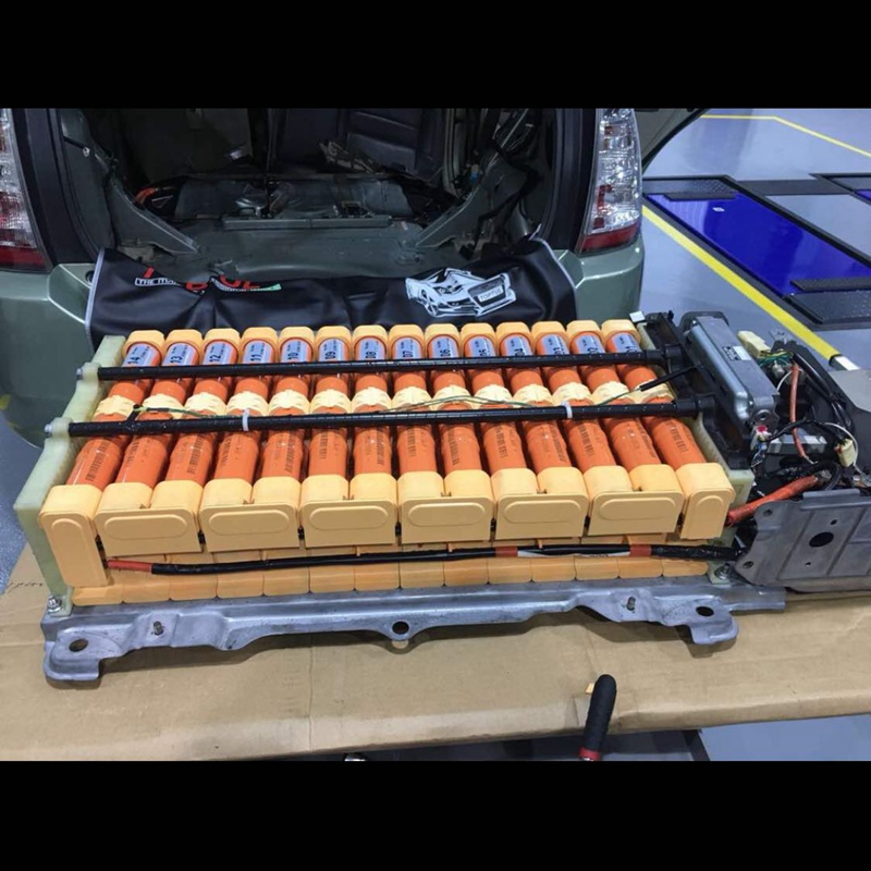 HEV car battery