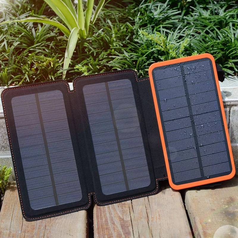 Solar power bank 10