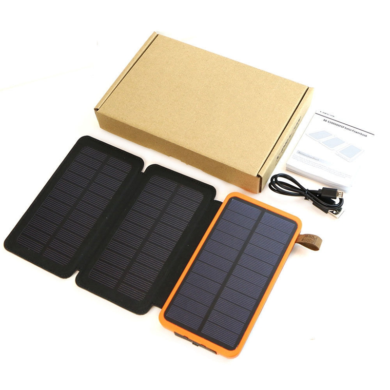 Solar power bank 11