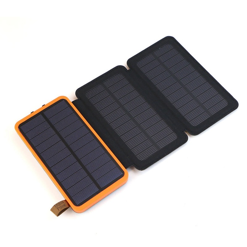 Solar power bank 12