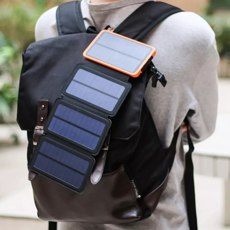 Solar power bank 15
