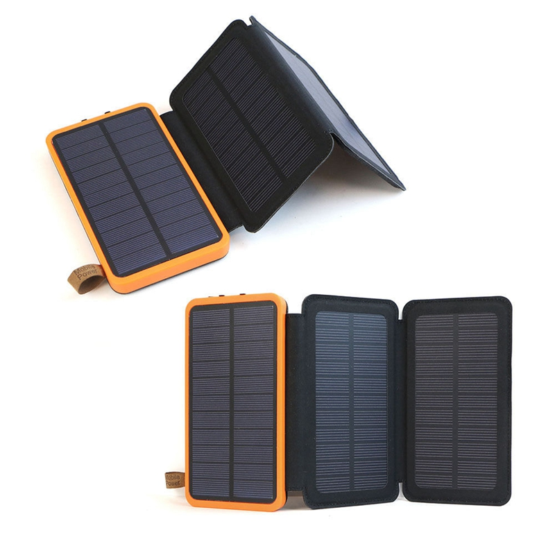 Solar power bank 2