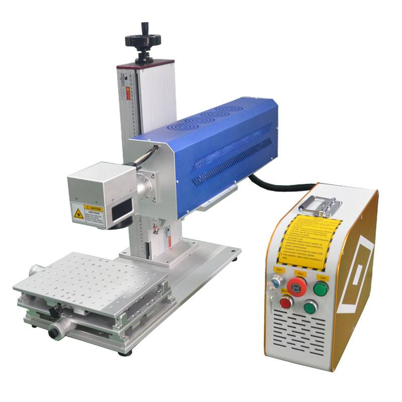 Desktop RF30W CO2 Laser Marking Machine