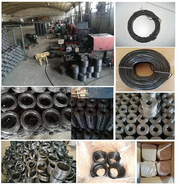 1kg black annealed wire factory