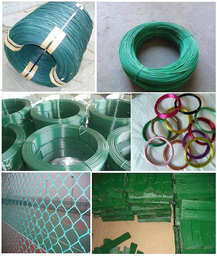 PVC COATED WIRE FACTORY