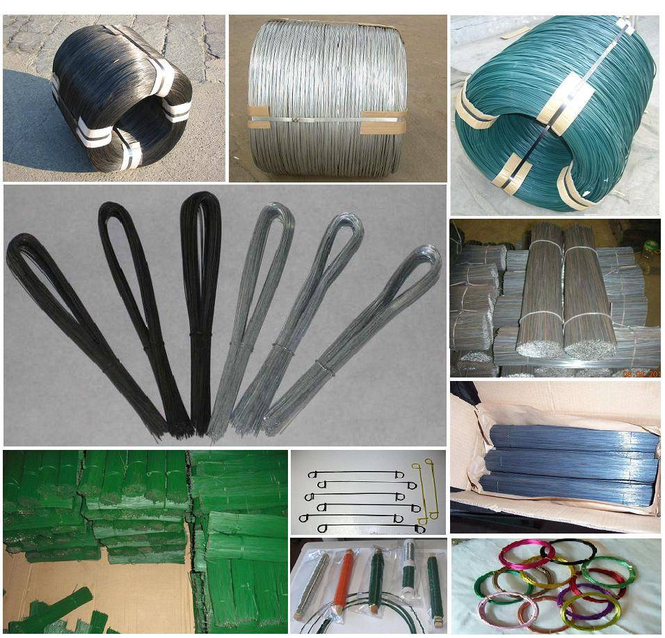 binding wire factory