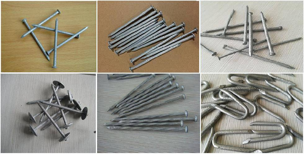 hot dipped galvanized nails