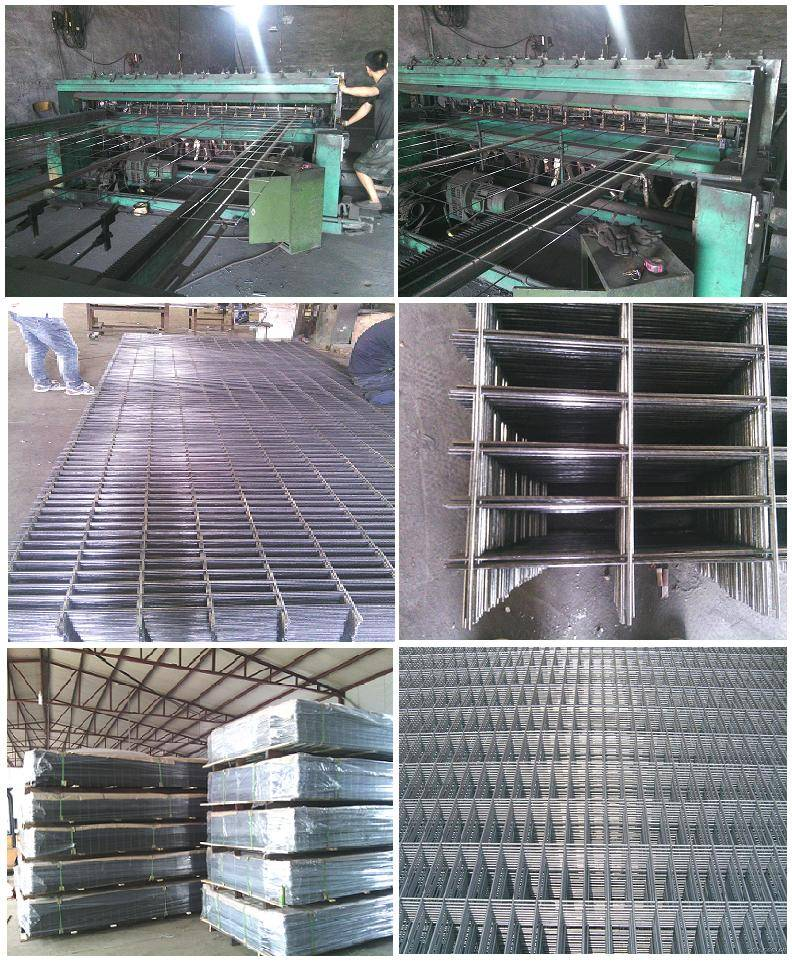 welded wire panel factory