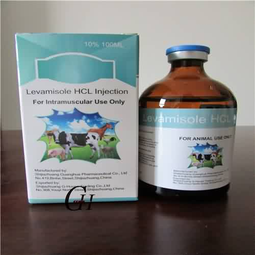 Levamisole HCL Injection