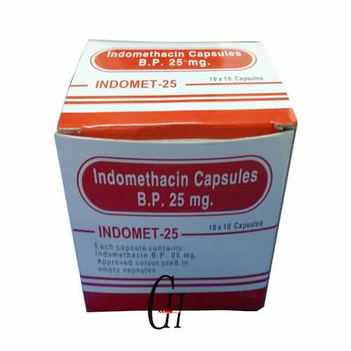 Indomethacin Capsules BP
