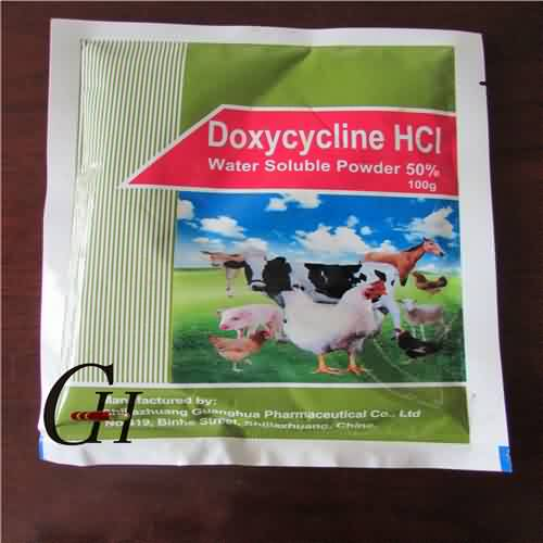 Doxycycline HCL Water Soluble Powder