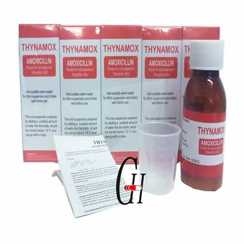 Amoksisilin Powder Oral Suspensi