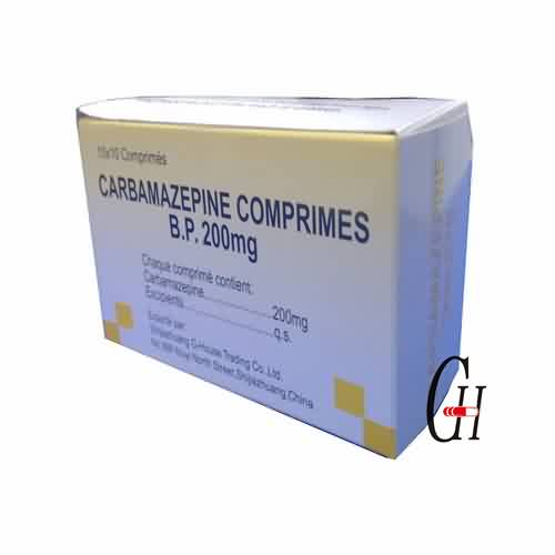Carbamazepine Tablets BP 200mg