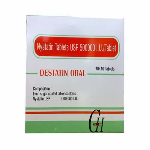 Nystatin Tablet