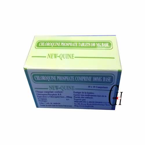 Chloroquine Phospate Tablets