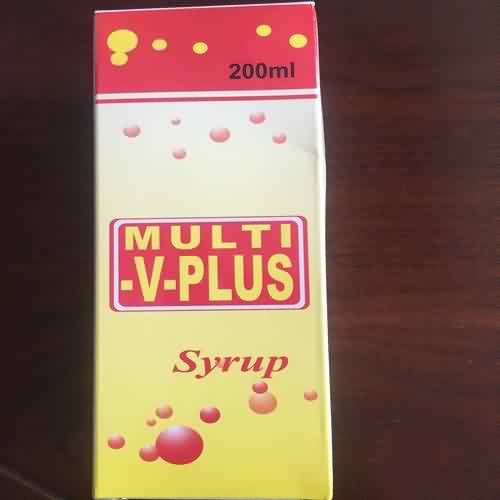 Multi-V-Plus Syrup