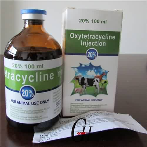 Oxytetracycline Injection 20%