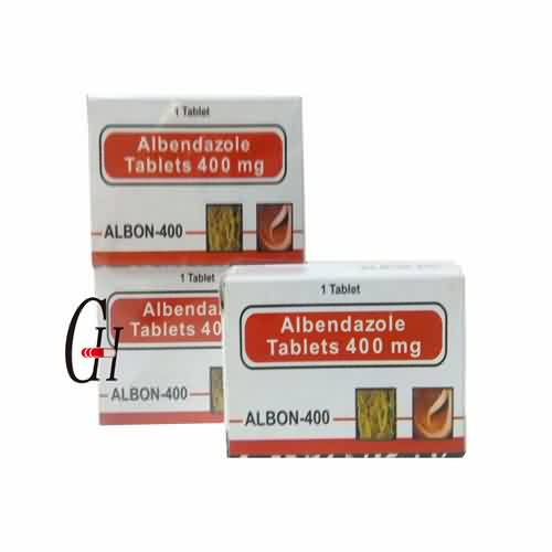 Albendazole Tablets 400 Mg USP