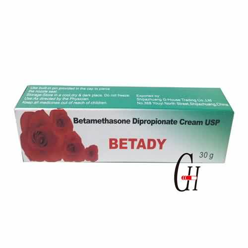 Betamethasone Dipropionate Cream