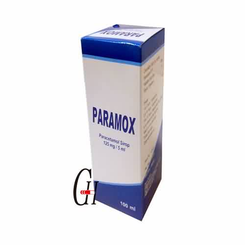 Paracetamol Syrup 125mg/5ml