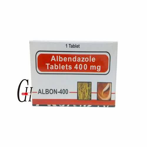 Albendazole Tablet 400 Mg