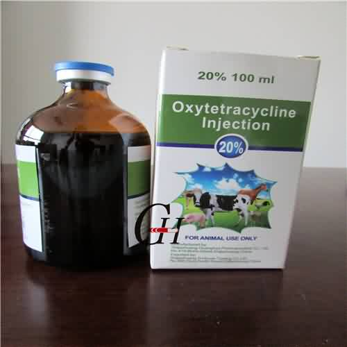 Oxytetracycline Injection 20% 100ml
