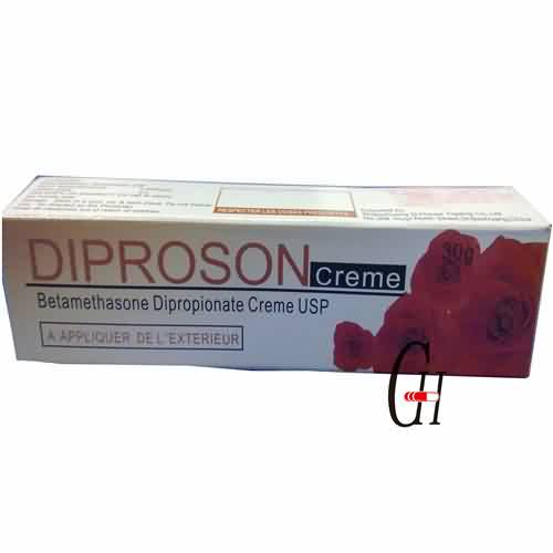 Betametazon dipropionat Cream 30g USP