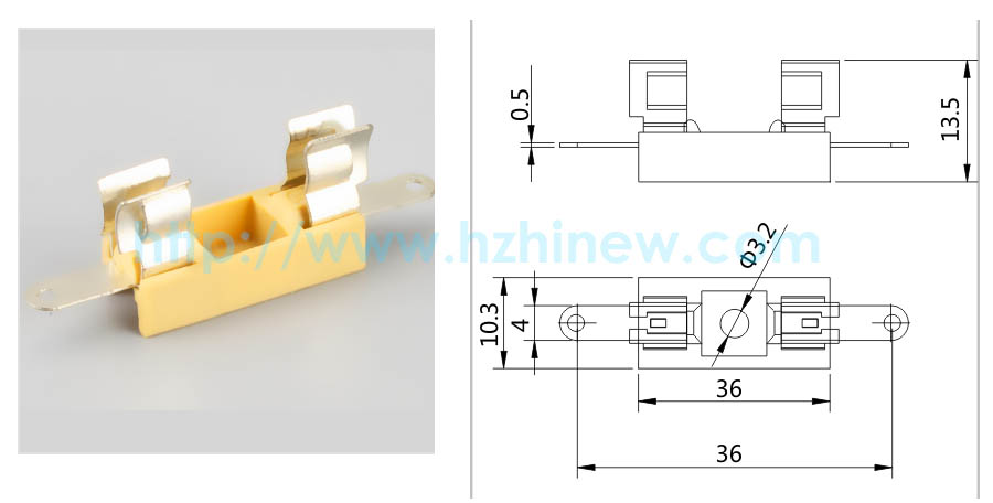 https://www.hzhinew.com/pcb-board-mounting-fuse-holder-h3-10a.html