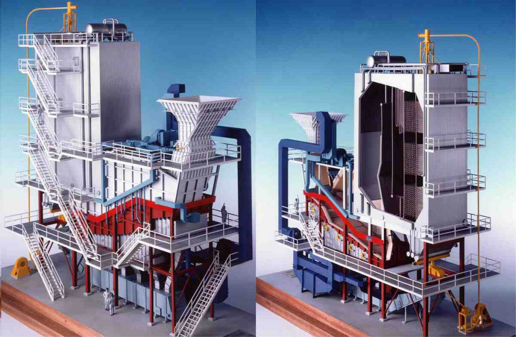 Circulating Fluidized Bed Incinerator3