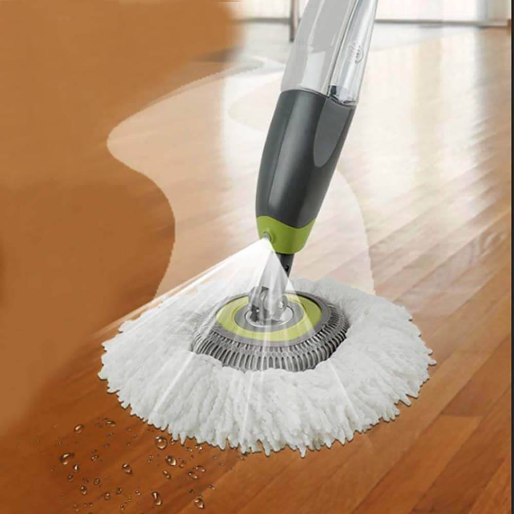 Round Swivel Spray Mop (2)