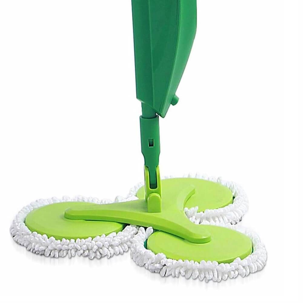 Three Round Head Magic Spray Flat mop  (4)
