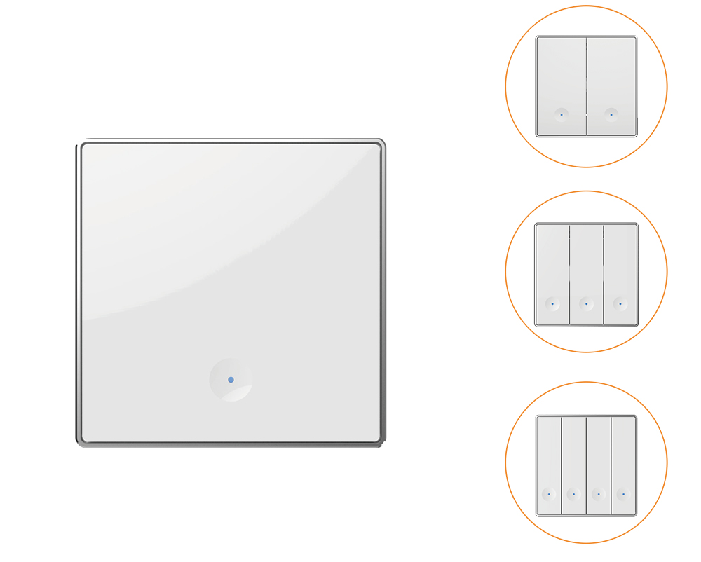 Datasheet - SLC620 In-wall Switch