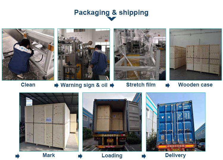hardware packing machine manufacturer