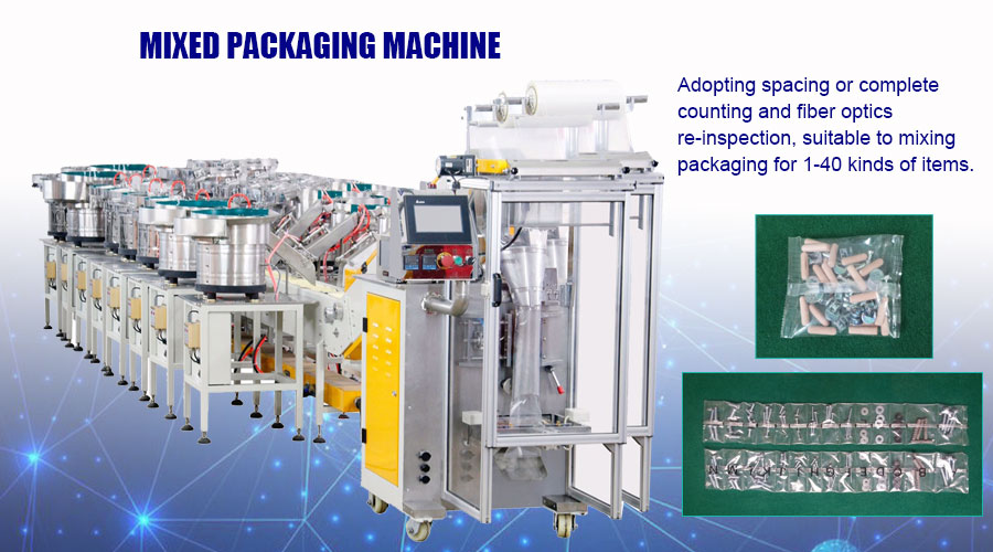 mixed-packing-machine