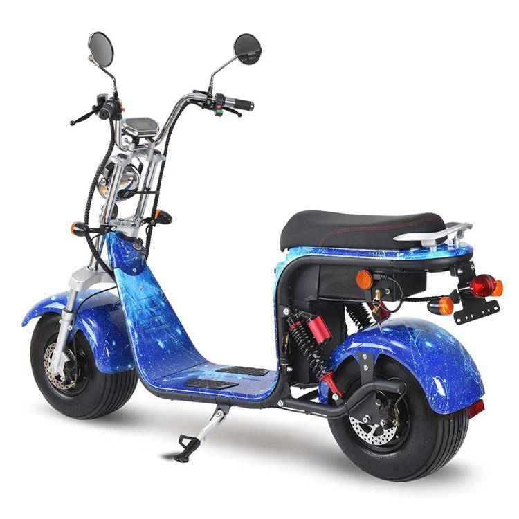 big wheel electric scooter citycoco (4)