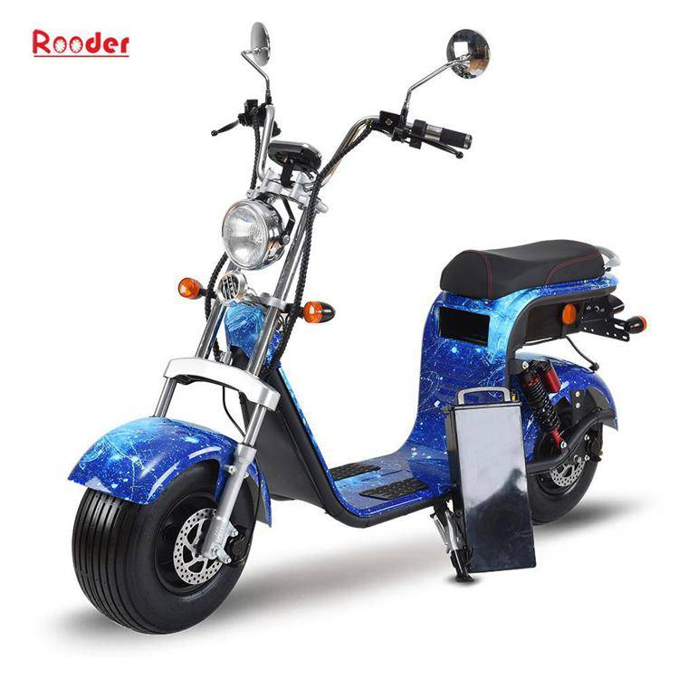 big wheel electric scooter citycoco (1)