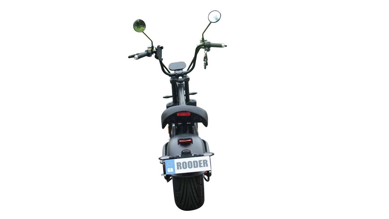 Rooder Runner citycoco harley electric scooter r804-m8 2000w 30ah EEC COC wholesale price (9)