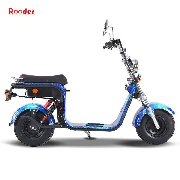 big wheel electric scooter citycoco (2)
