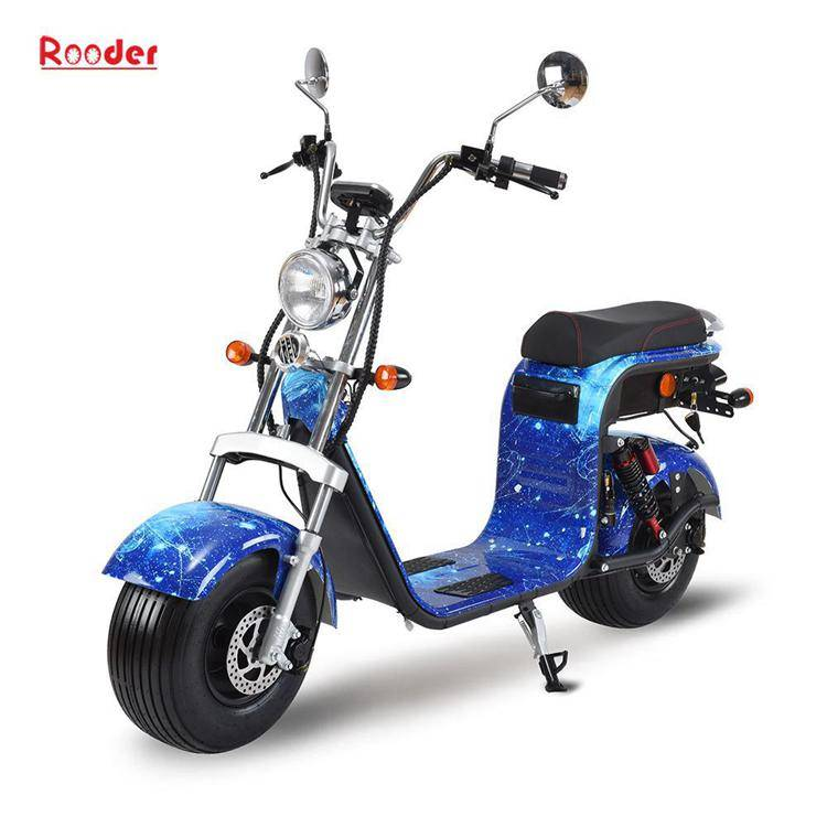 big wheel electric scooter citycoco (3)