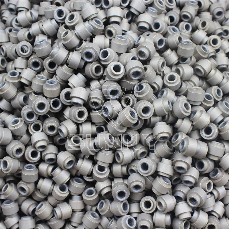 11.6mm diamond wire saw beads for cutting marble