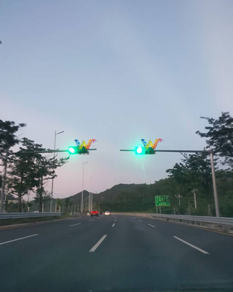 traffic signal light-4